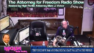 Attorney For Freedom Show